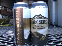 Dark Skies Czech Dark Lager